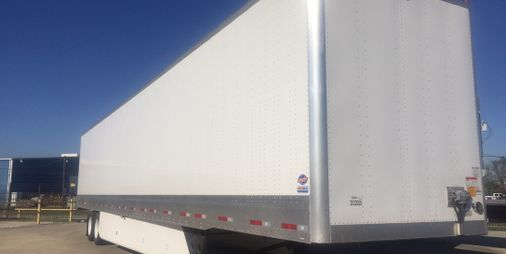 New Trailers Sales - Drop Deck, Dry Van & Flatbed Trailers | Utility ...